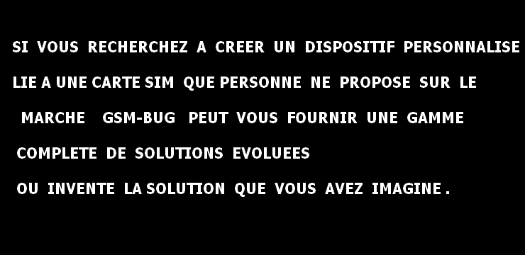 CREATION DU DISPOSITIF QUE VOUS AVEZ IMAGINE